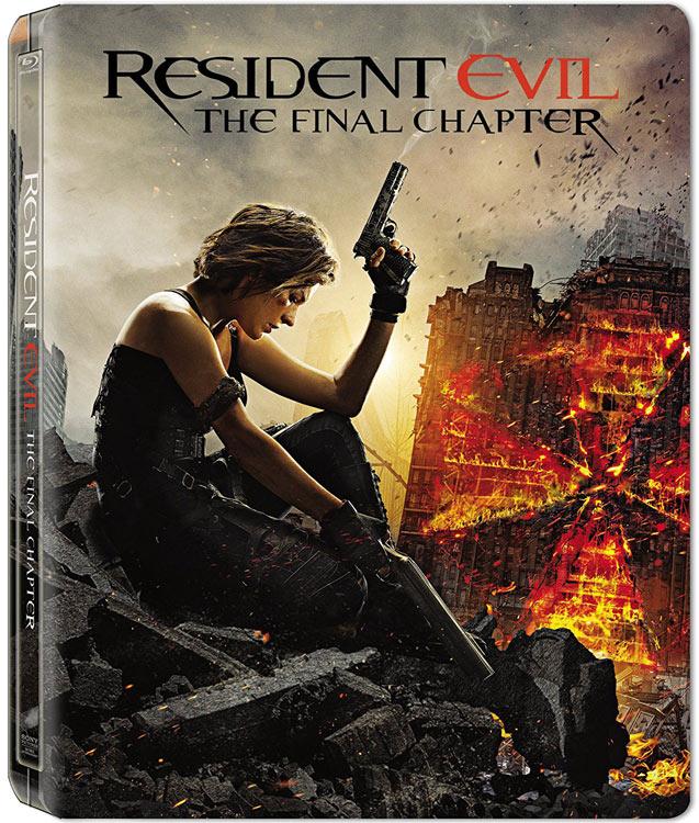 Resident-Evil-Chapter-Final steelbook UK