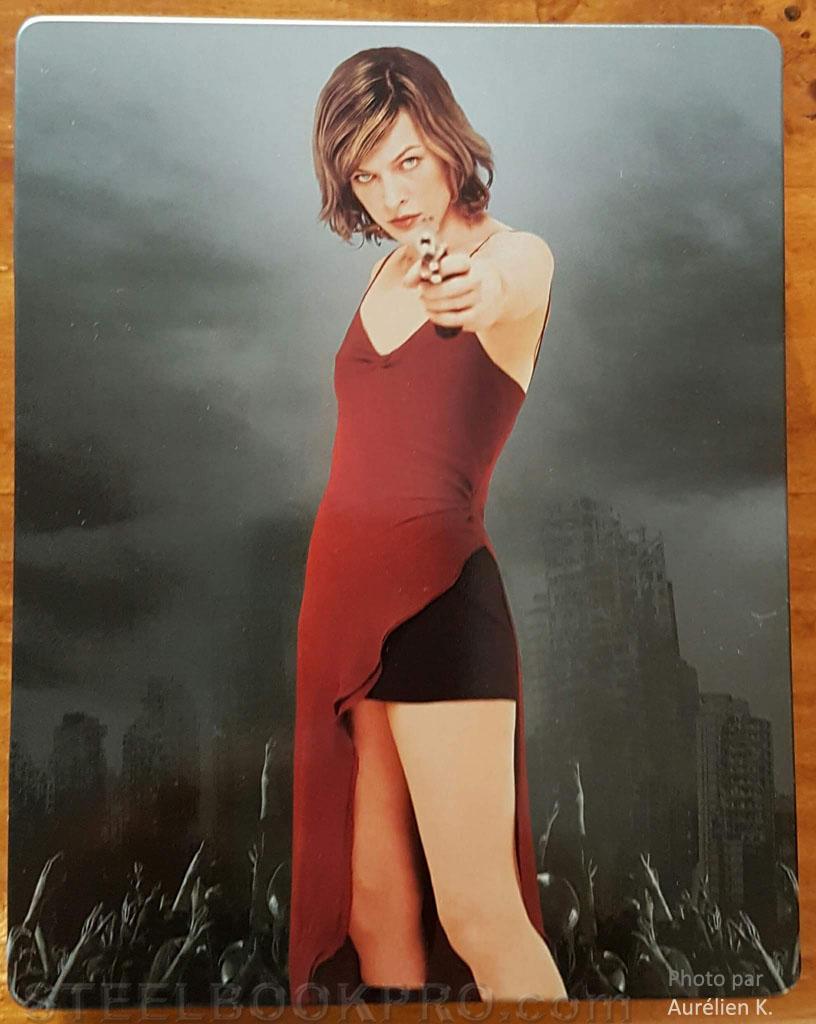 Resident Evil Intégrale steelbook fr 3