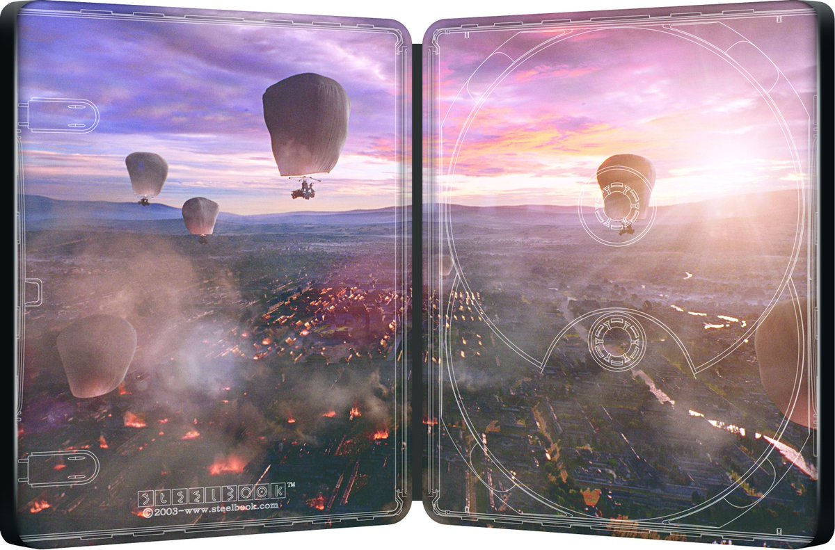 The Great Wall steelbook 2
