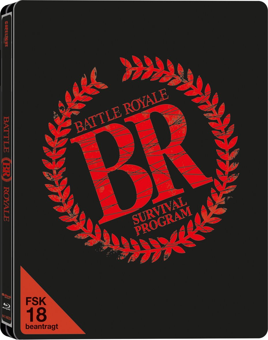 Battle Royale steelbook DE