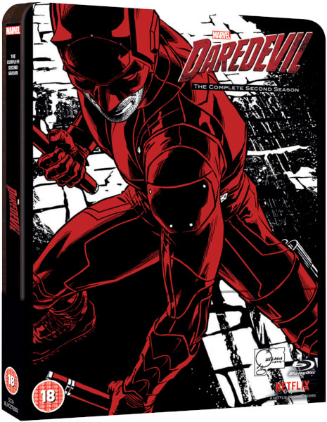 Daredevil season 2 steelbook 1