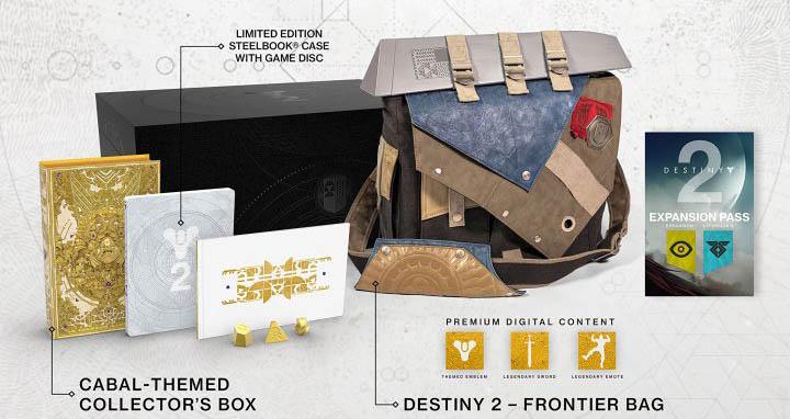 Destiny 2 collector 2