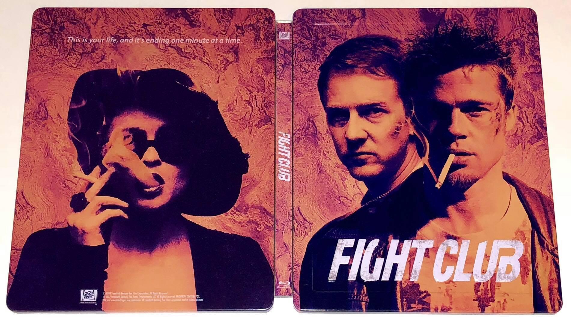 Fight Club steelbook Manta Lab 3