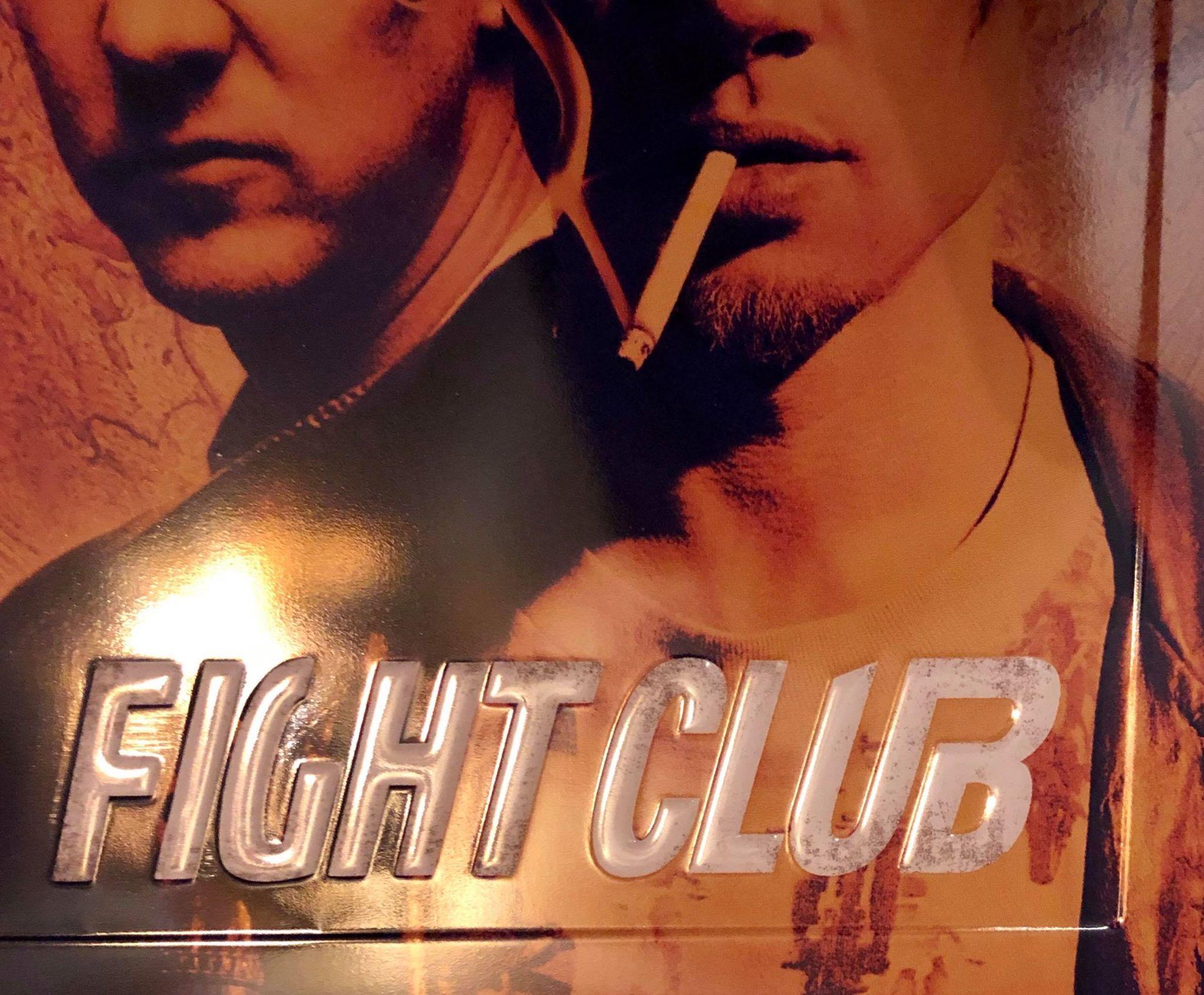 Fight Club steelbook Manta Lab 4