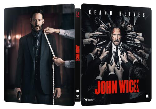John-Wick-2-Edition-speciale-Fnac-Steelbook-Blu-ray 2