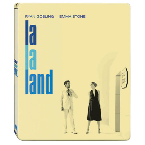 La la land steelbook best buy