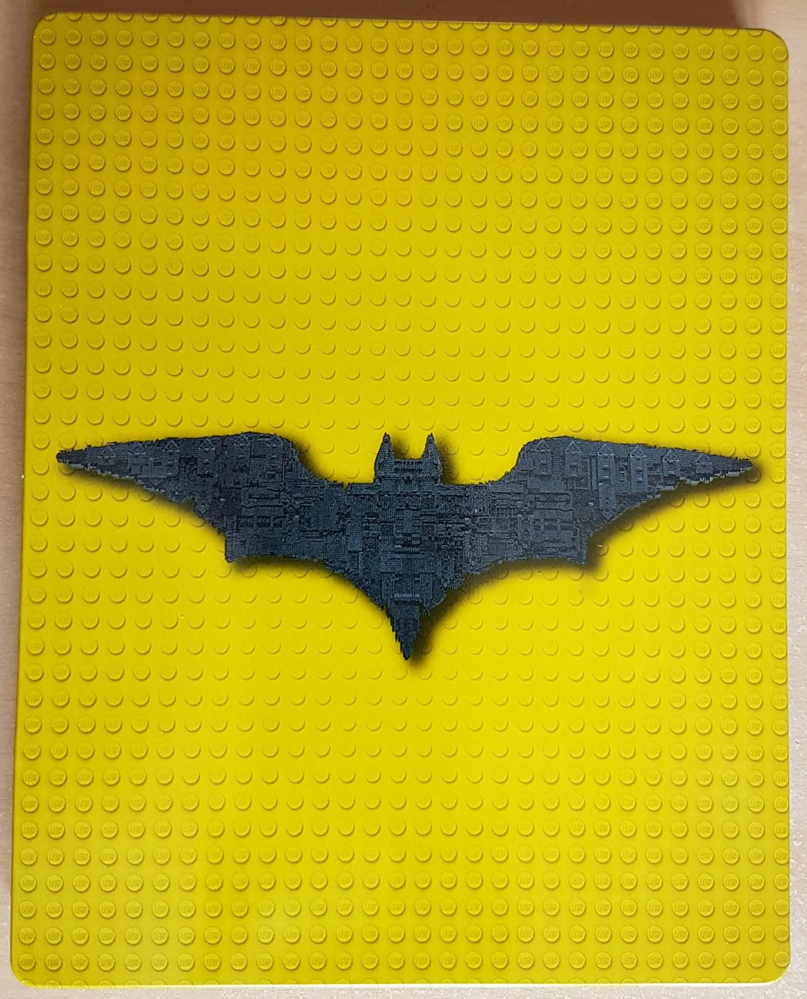 Lego Batman steelbook 3