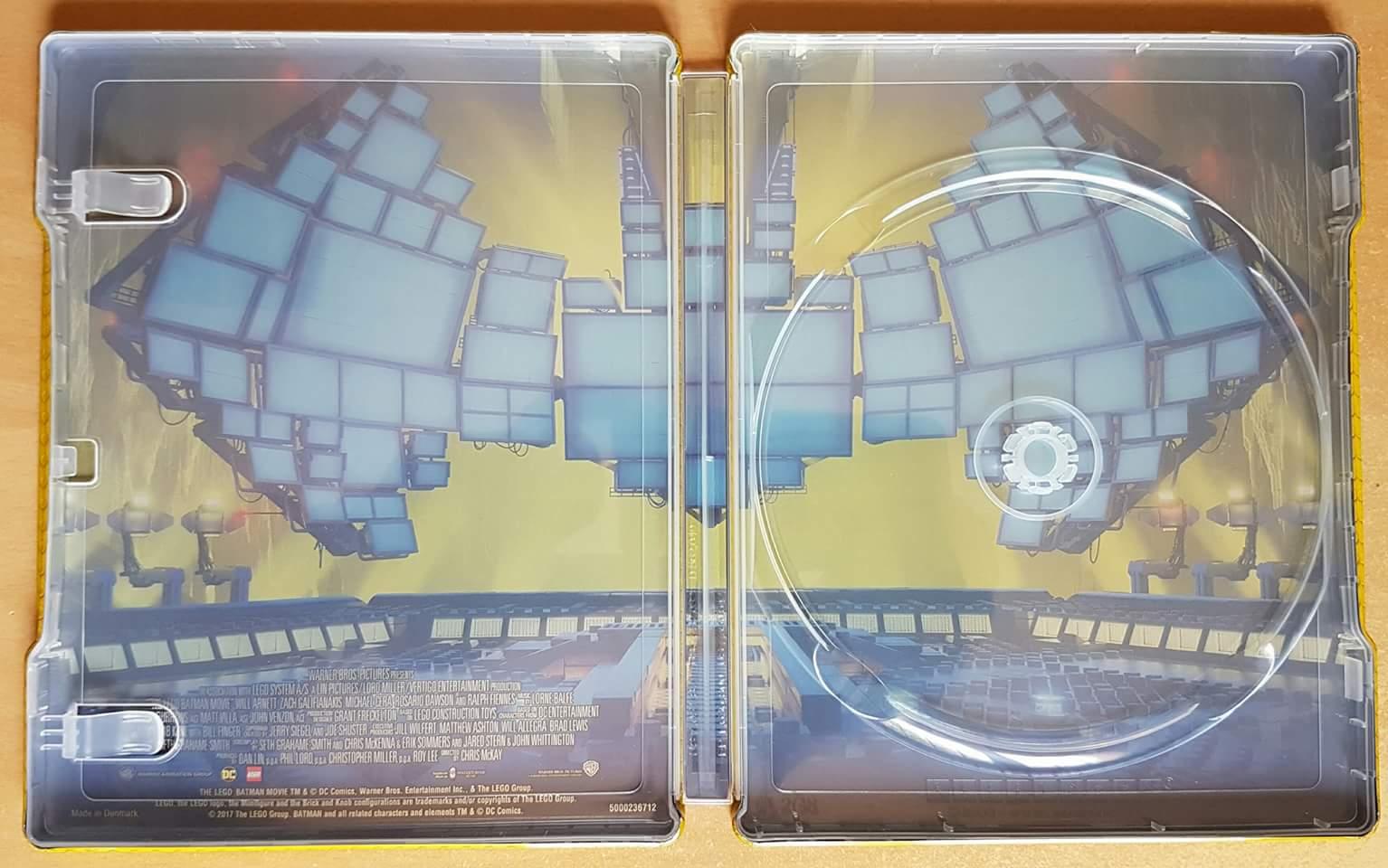 Lego Batman steelbook 4