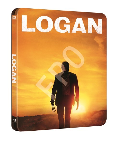 Logan steelbook uk