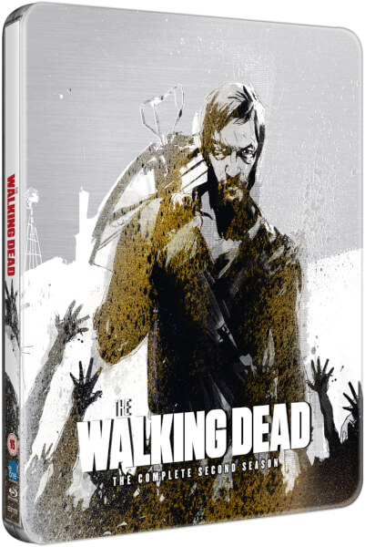 The Walking Dead Season 2 steelbook