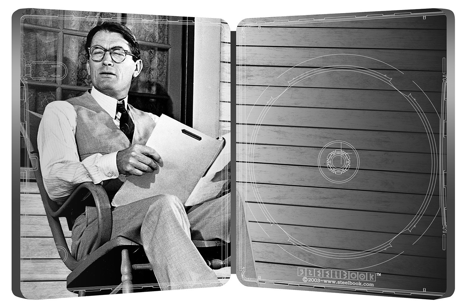 To Kill Mockingbird steelbook 2