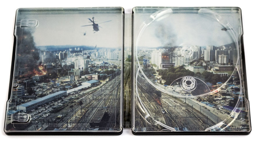 Train to Busan steelbook ES 2