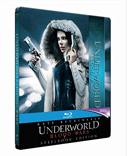 Underworld Blood Wars steelbook fr