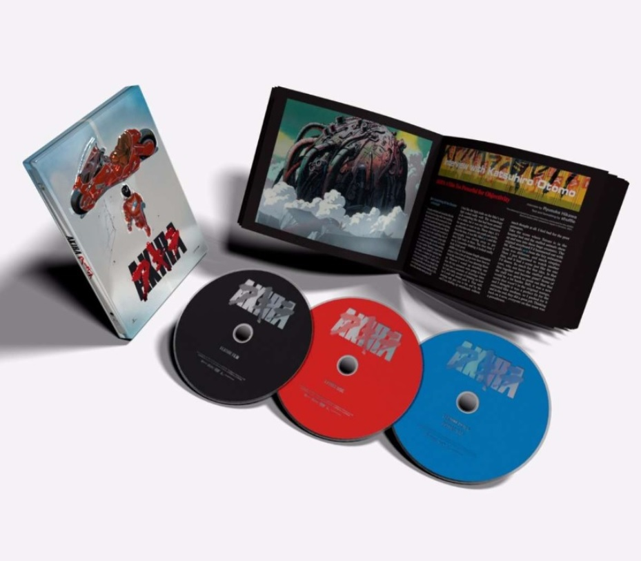 Akira steelbook 2