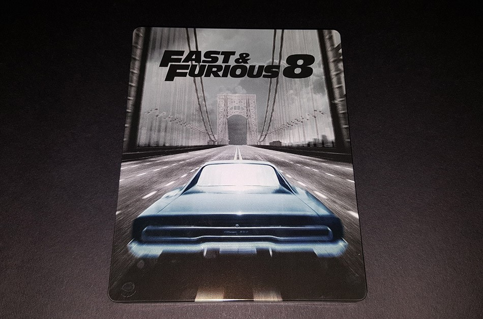 Fast and Furious 8 steelbook fr 1