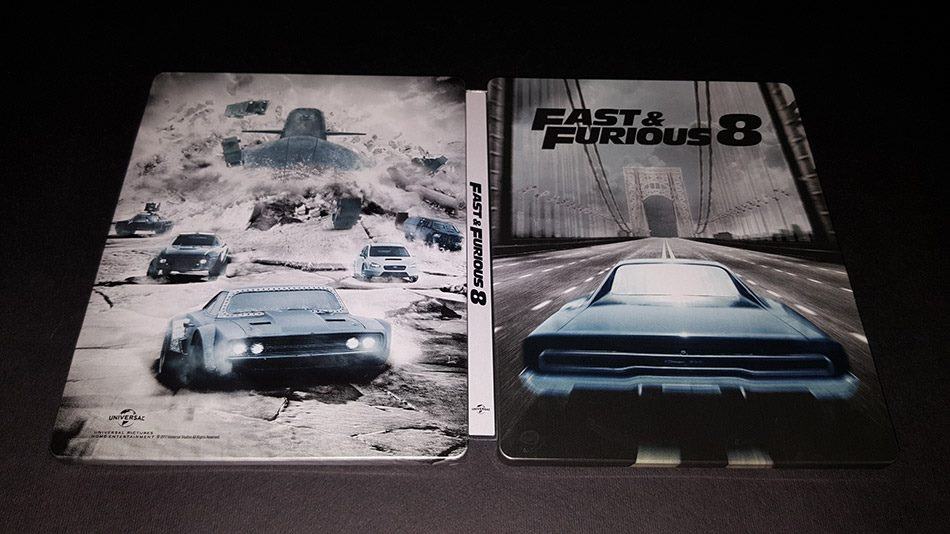Fast and Furious 8 steelbook fr 3