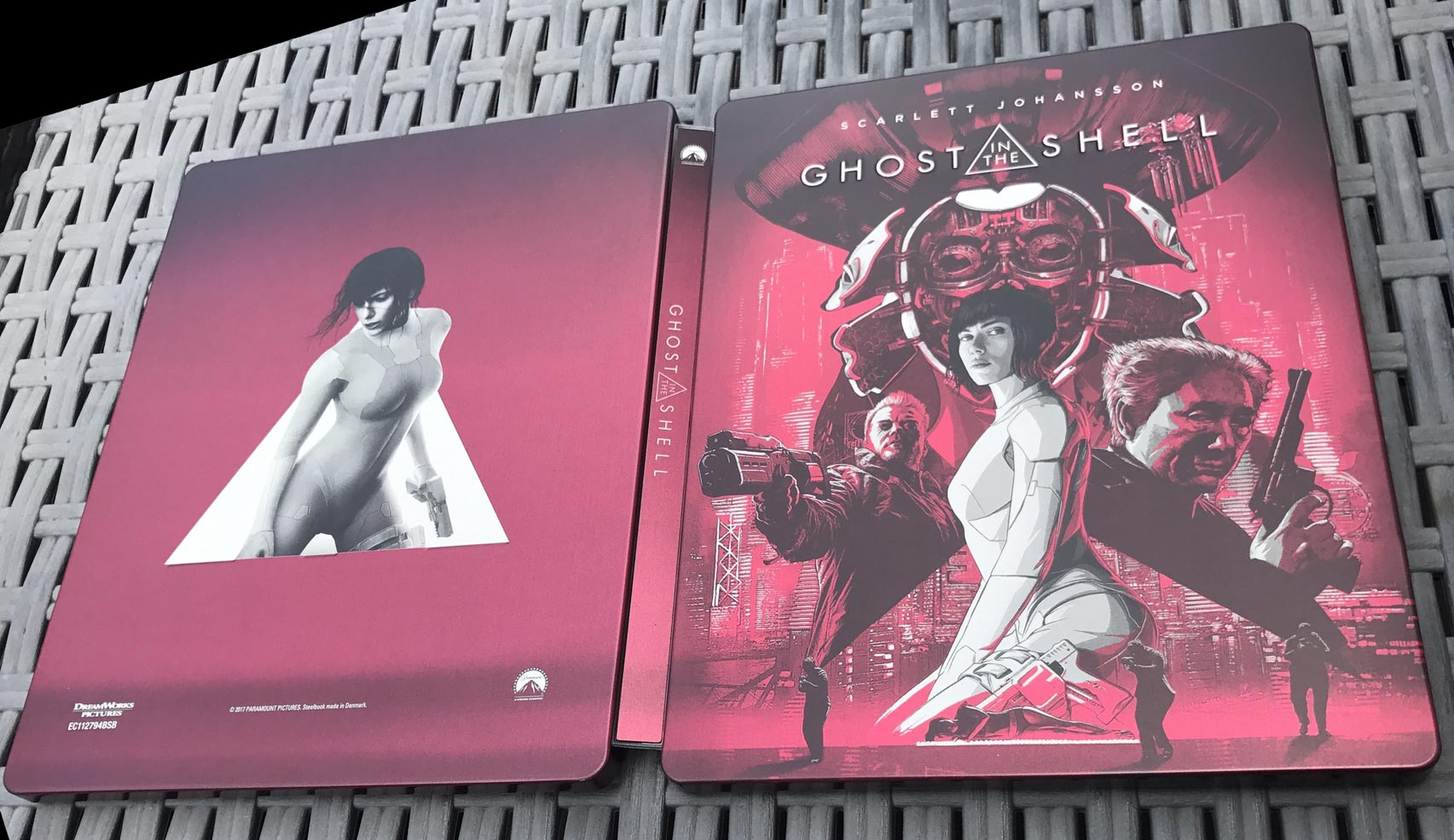 Ghost-in-the-Shell-steelbook fnac 1
