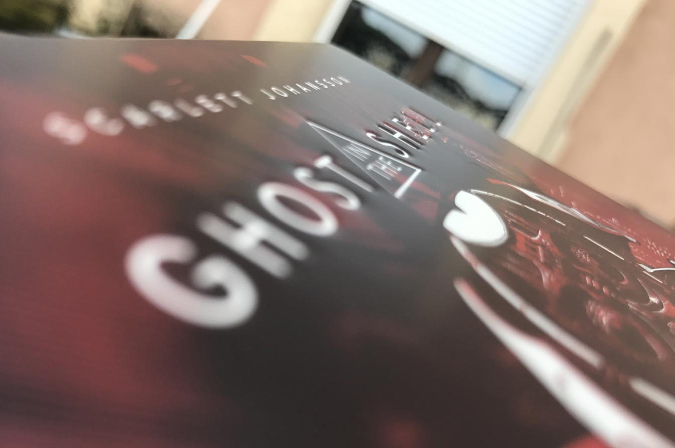 Ghost-in-the-Shell-steelbook fnac 2