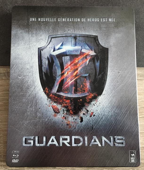 Guardians steelbook fr 1