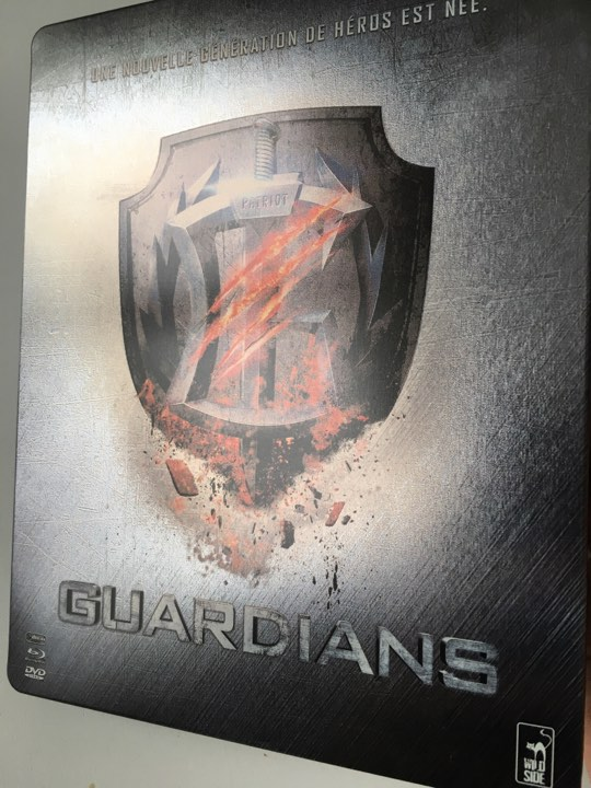 Guardians steelbook fr 5