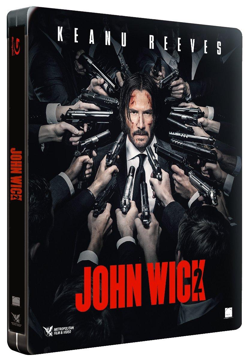 John Wick 2 steelbook fr