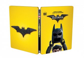 Lego Batman steelbook 2