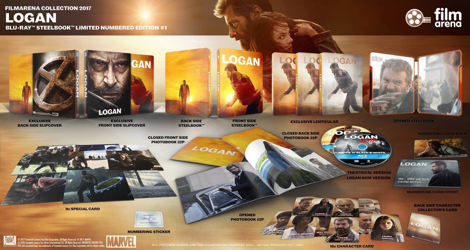 Logan edition 1