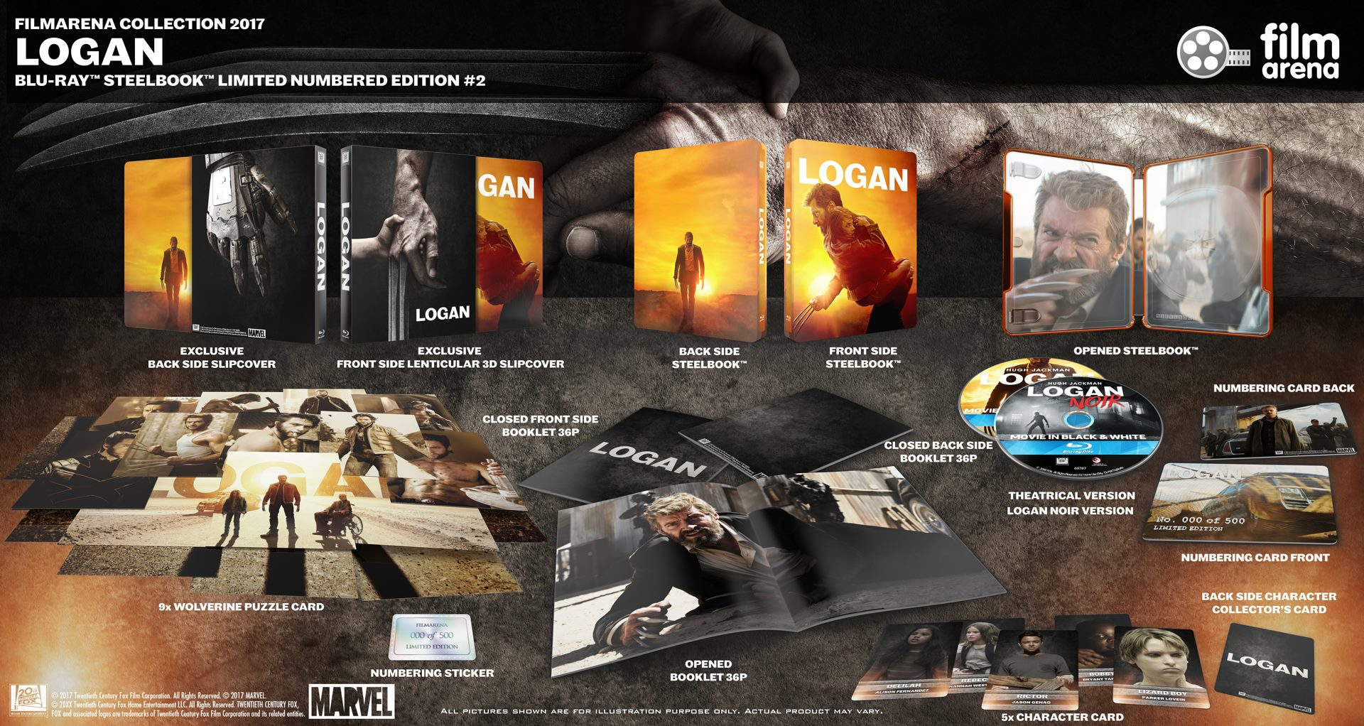 Logan edition 2