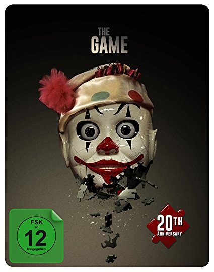 The Game steelbook de