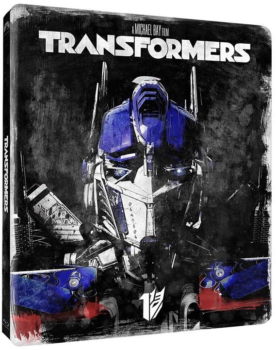 Tranformers steelbook it