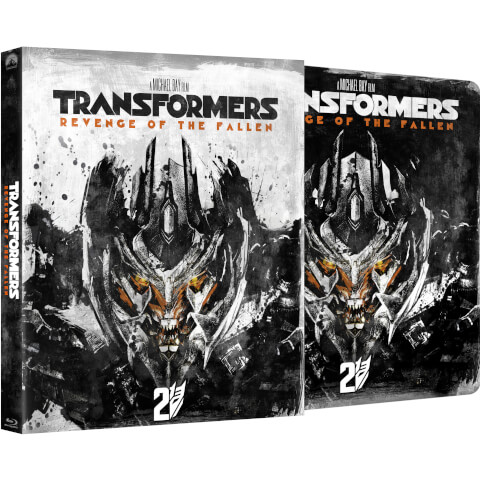 Transformers 2 steelbook zavvi