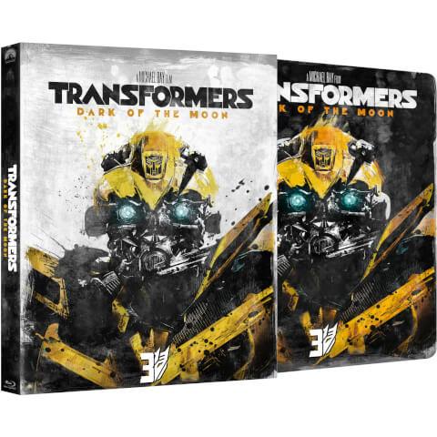 Transformers 3 steelbook zavvi