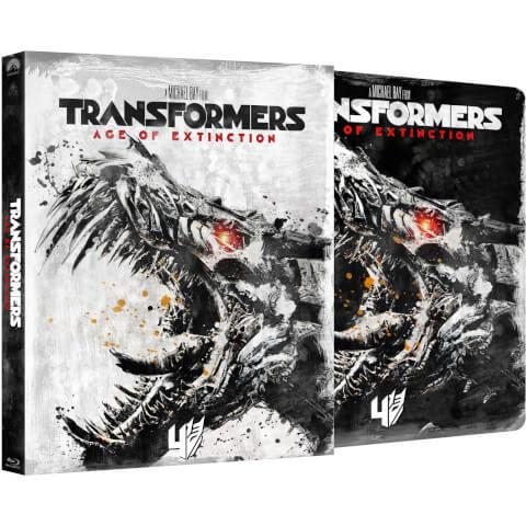 Transformers 4 steelbook zavvi