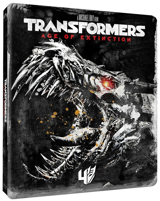 Transformers Age of Exinction stellbook it