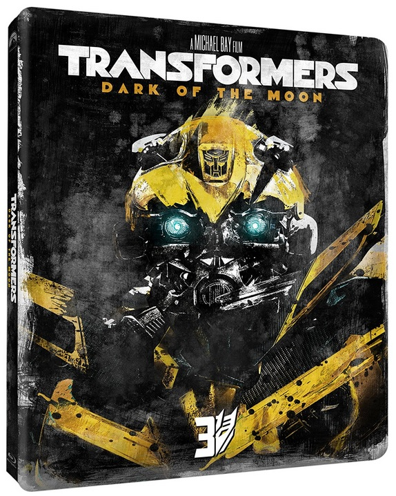 Transformers Dark of the Moon steelbook it