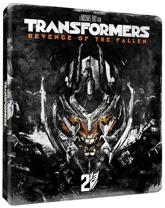 Transformers revenge steelbook it
