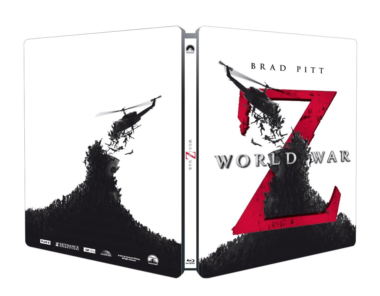 World War Z steelbook it 1