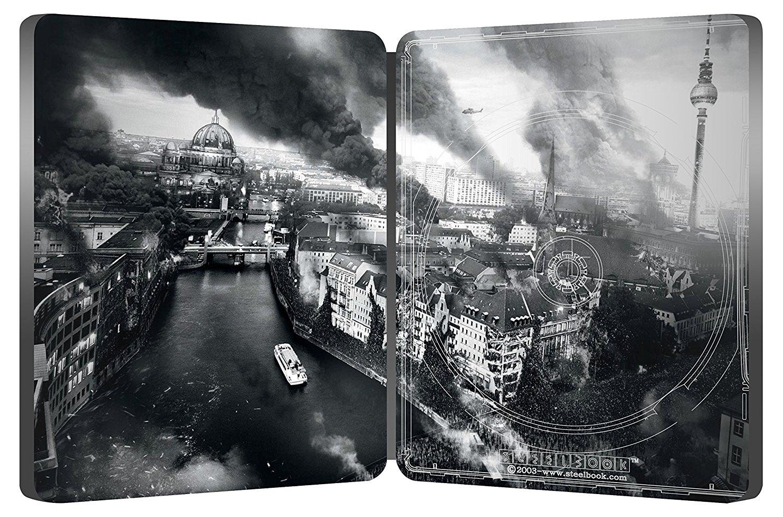 World War Z steelbook it 2