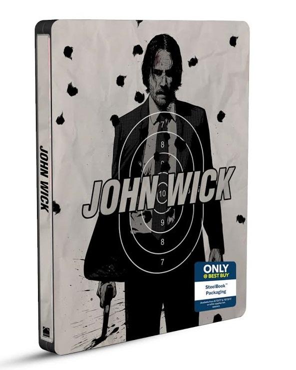 john_wick steelbook bestbuy