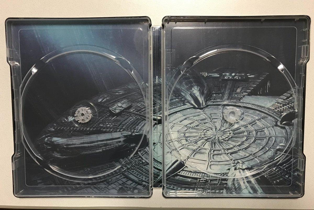 Alien 6 film collection steelbook 2