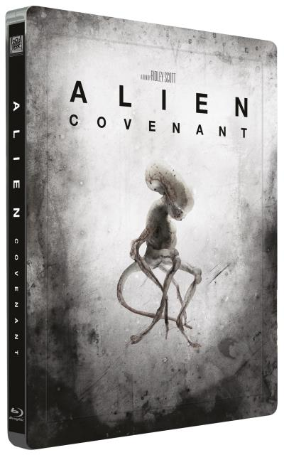 Alien Covenant steelbook5