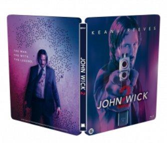 John Wick 2 steelbook Benelux (3)