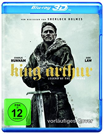 King Arthur Legend Sword steelbook DE