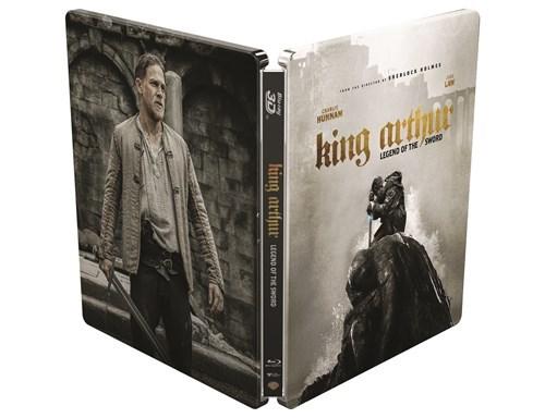 King Arthur steelbook 1