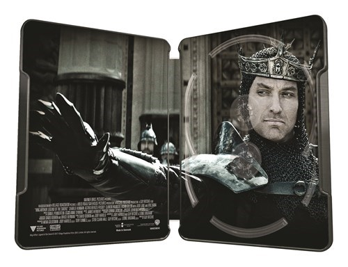 King Arthur steelbook 2