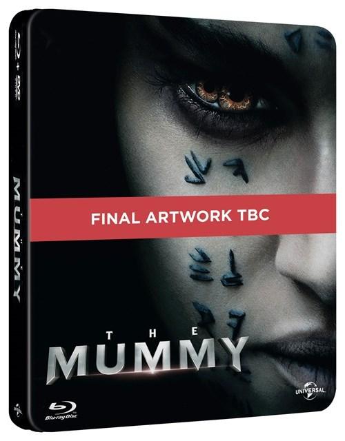 The Mummy steelbook HMV
