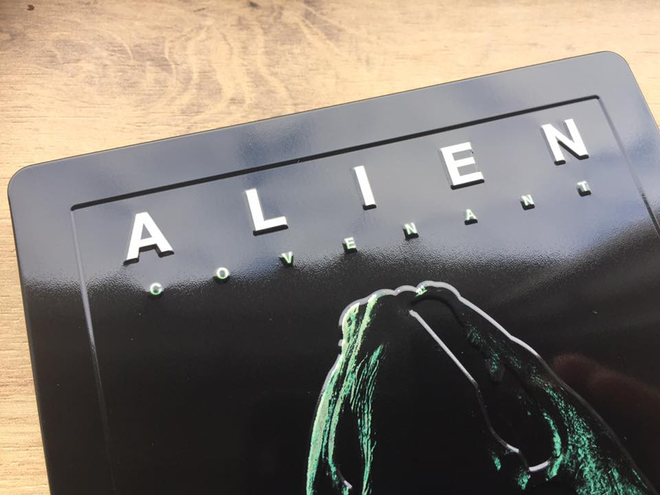 Alien Covenant steelbook filmarena 3