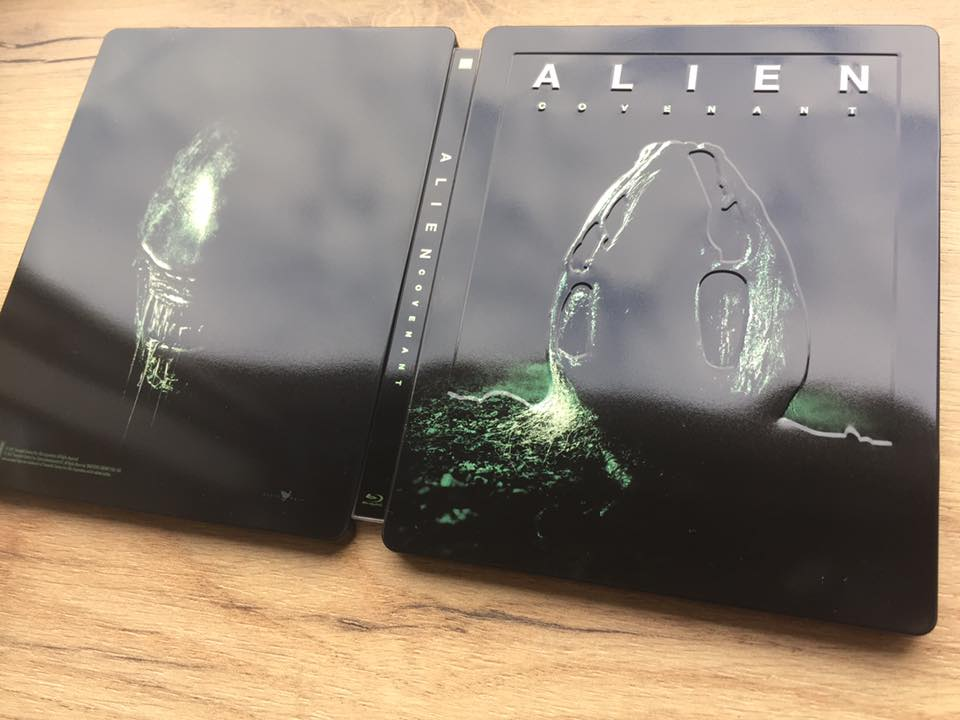 Alien Covenant steelbook filmarena 4
