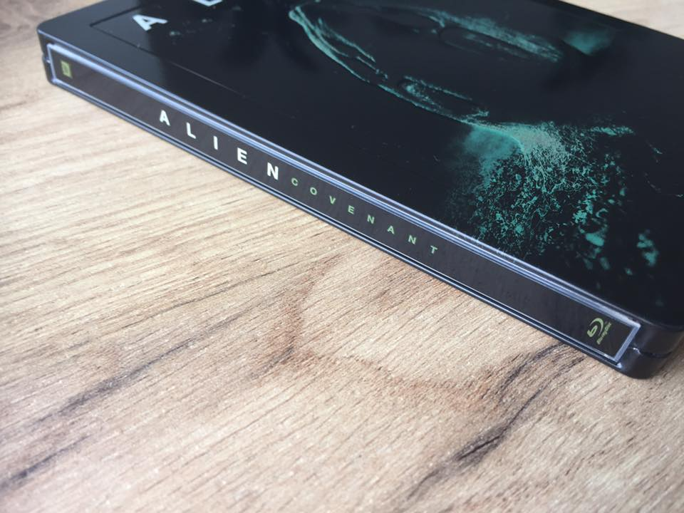 Alien Covenant steelbook filmarena 5