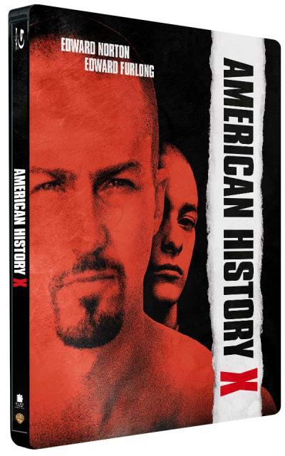 American-History-X-Steelbook-Blu-ray